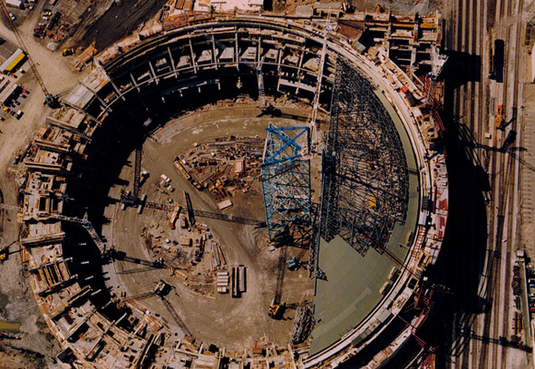 A Look Back At The Birth Of The Skydome