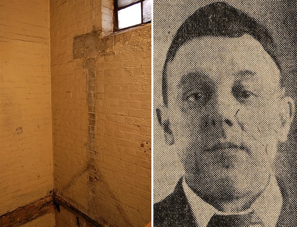 Hangings Gallows Don Jail Frederick Davis