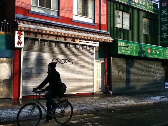 chinatown bike ride