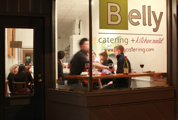 Belly Kitchen Catering Toronto