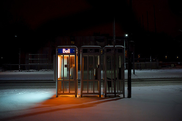 cold booth
