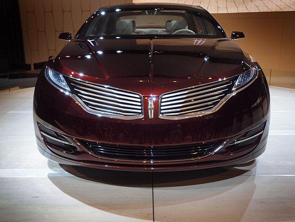 Lincoln MK7 concept