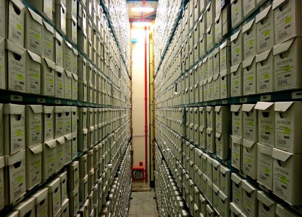 toronto archives