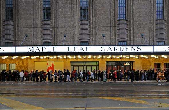 Street Names Maple Leaf Gardens Carlton