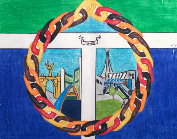 Flag Competition Guillemette Entry