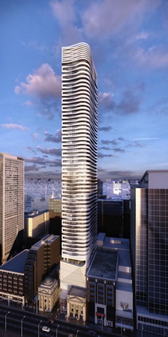 Massey Tower Yonge Street Full