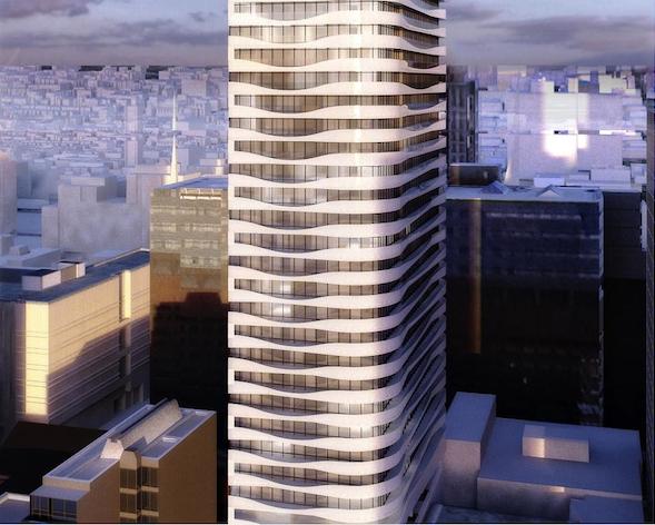 Massey Tower Yonge Street Mid Levels