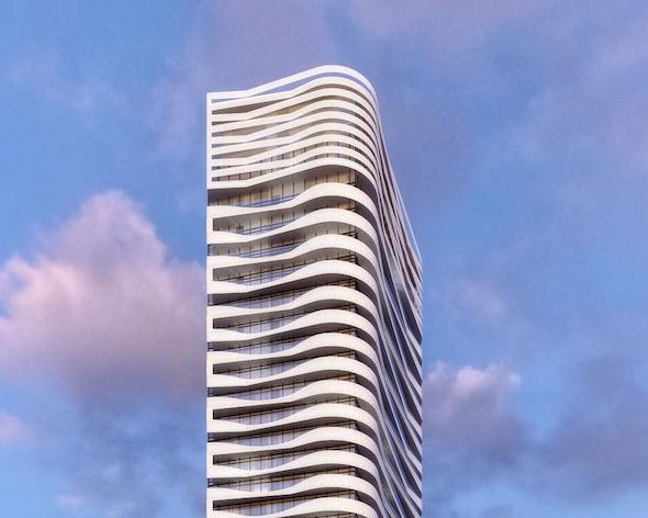 Massey Tower Yonge Street Top Floors
