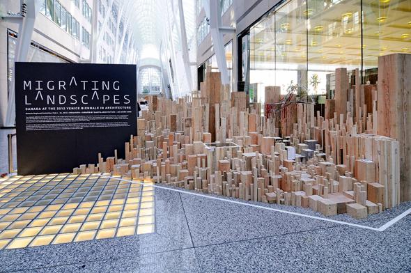Migrating Landscapes Toronto