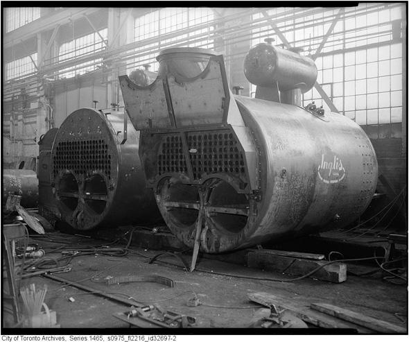 John Inglis Factory Toronto