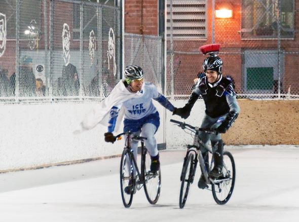 Icycle 2012 Toronto