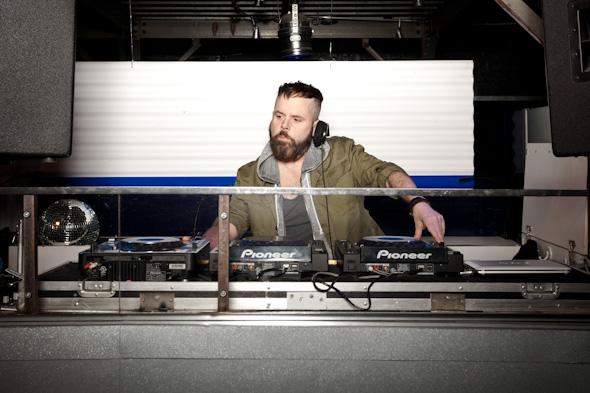 DJ Mark Falco