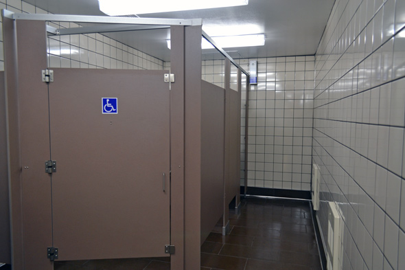 TTC Washroom
