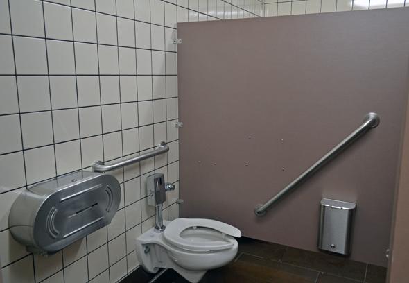 TTC New Washroom