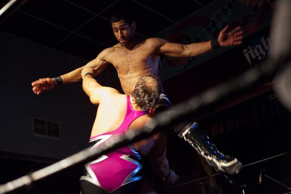 fight wrestling toronto