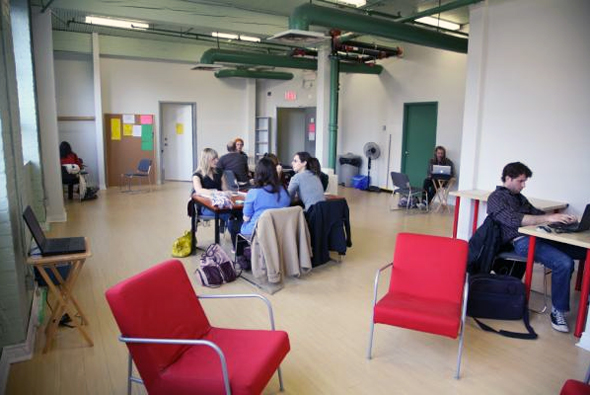 Fringe Creative Lab Space Toronto
