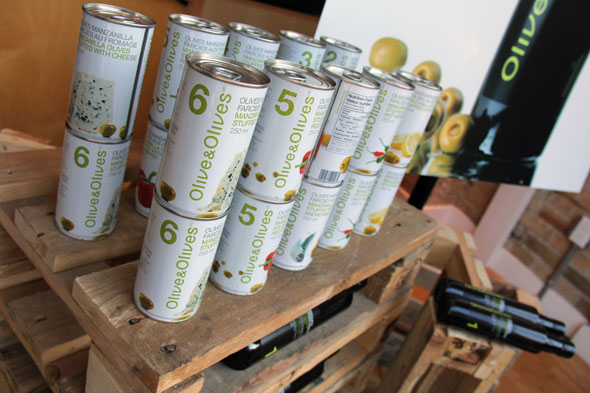 toronto olive store