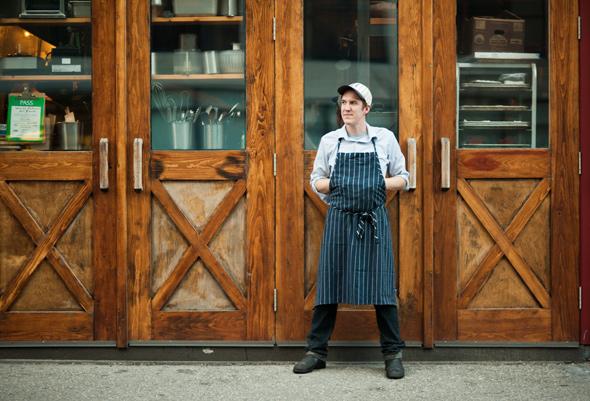 Chef Woodlot Toronto