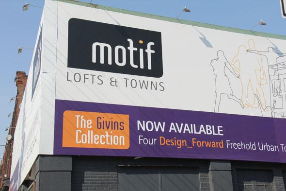 Motif Lofts Ossington