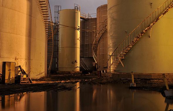 Oil Vats Toronto