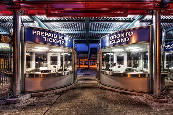 Toronto Ferry Station