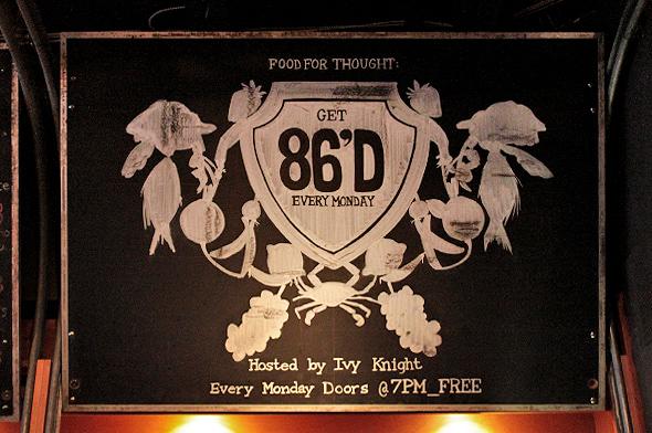 86'd Mondays Drake