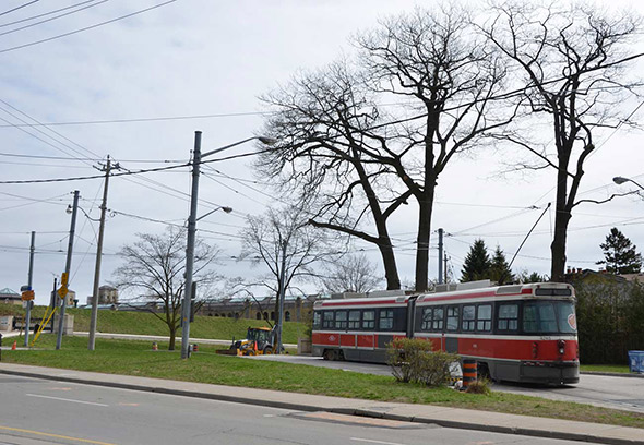 Streetcar tweet Toronto