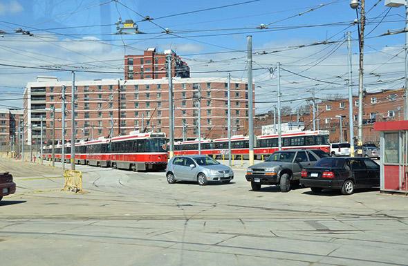 501 Streetcar Toronto