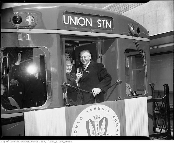 Gloucester Subway Opening