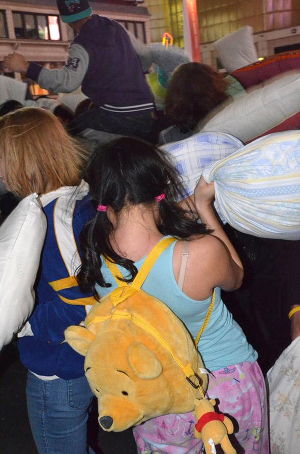 Toronto Pillow Fight'/></p>  <p><img src=