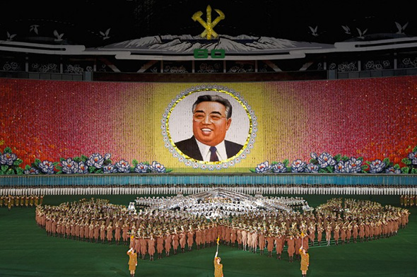 Philippe Chancel North Korea