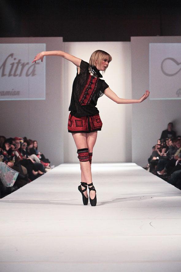 2012 toronto arts fashion week