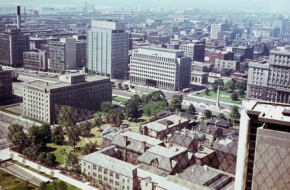 City Hall 1966