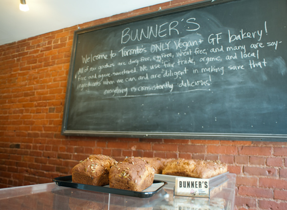 Bunners Bakery