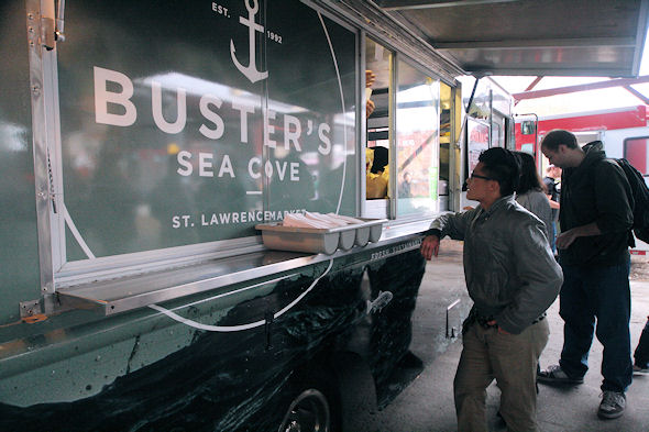 Busters Sea Cove Food Truck