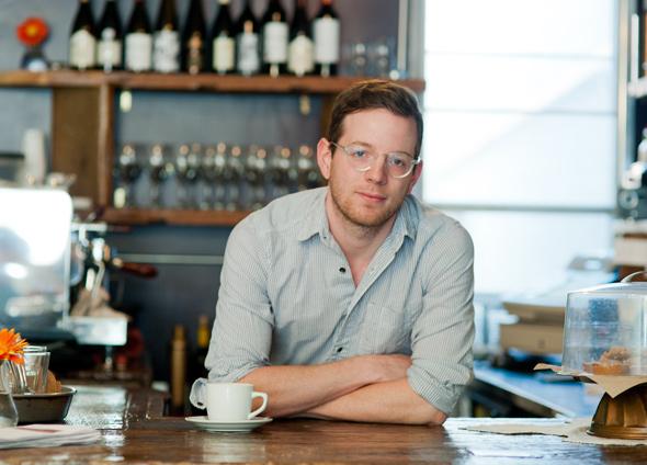 Joel MacMillan chef zocalo