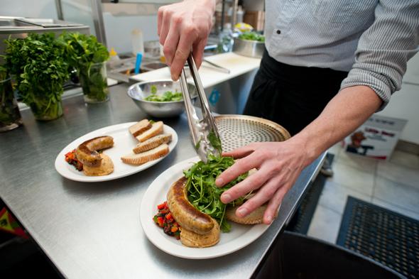 Joel MacMillan chef