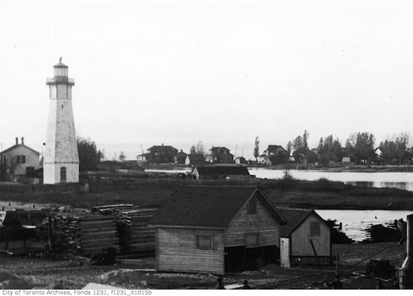 toronto islands gibraltar lighthouse