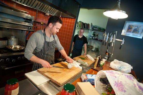Craig Harding chef