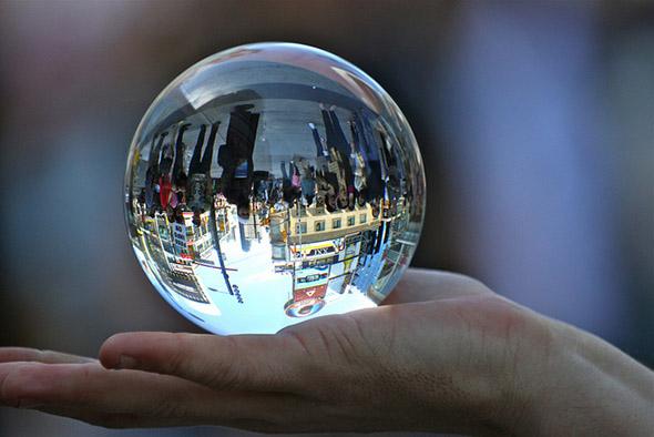 toronto bubble