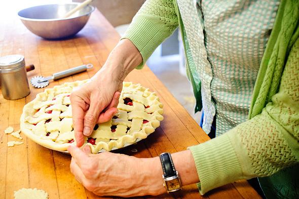 wanda baker pie in the sky toronto