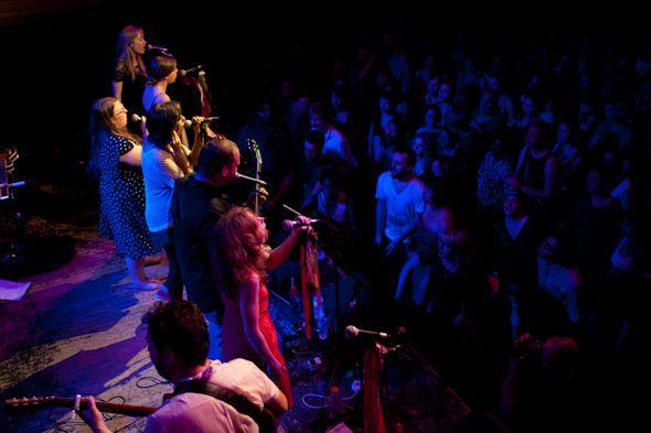 bruce peninsula concert toronto