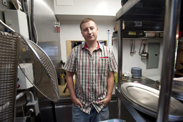 chef garth legree toronto