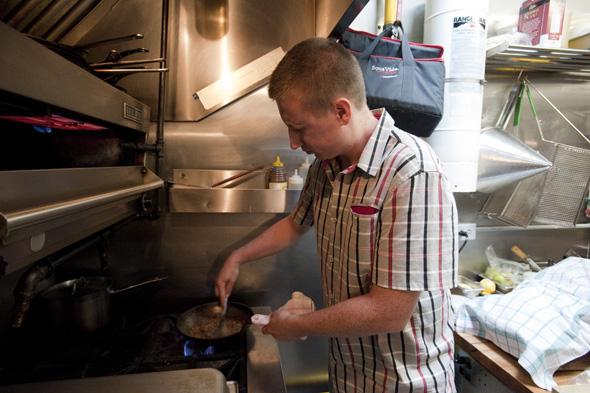 toronto chef legree