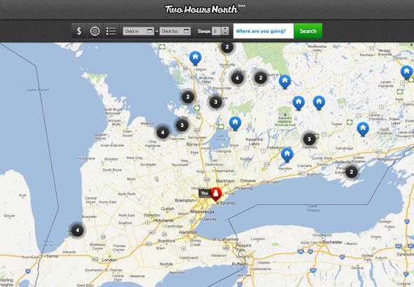 Cottage Rentals Toronto