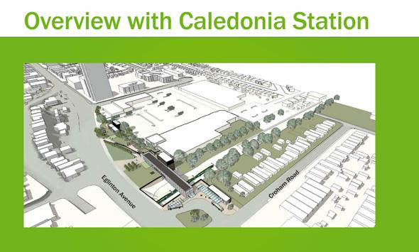 Caledonia Station