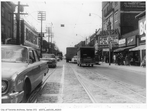 A Visual History Of Bloor Street