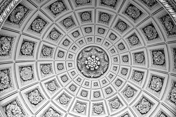 Osgoode Hall Ceiling