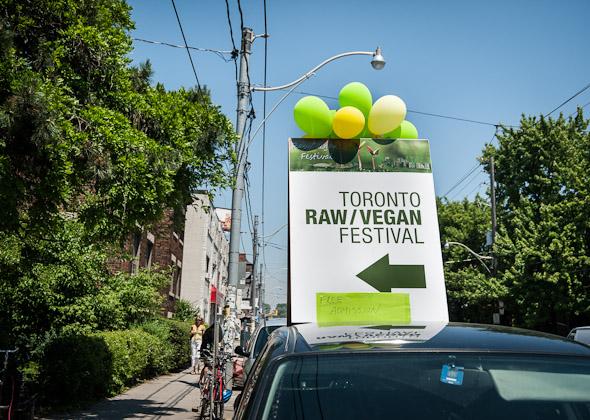 Raw Vegan Toronto