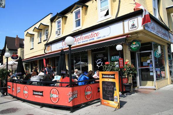 Cafe Diplimatico